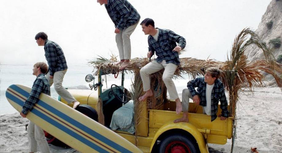 """The Beach Boys: """"Help Me Rhonda"""" (Video)"""