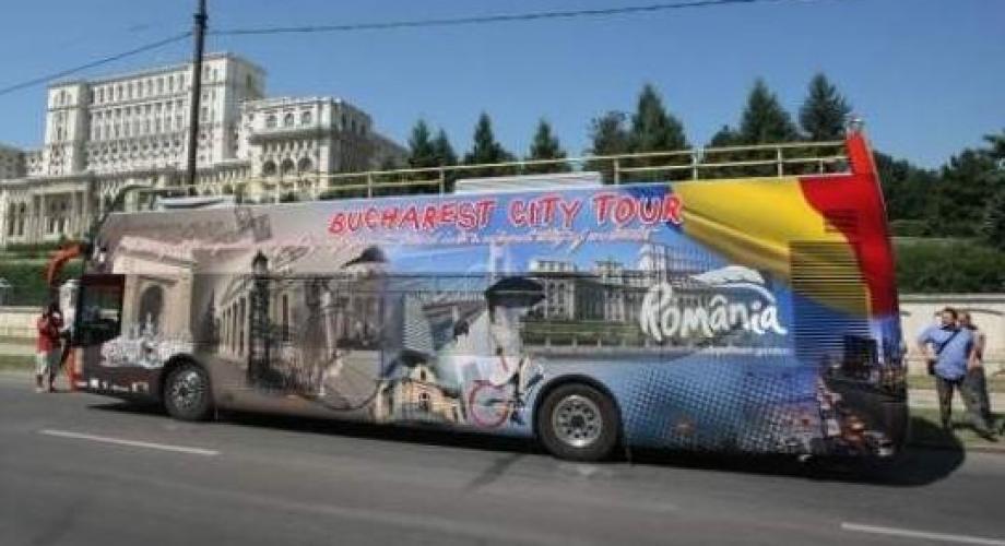 Linia turistică se relansează în Bucureşti