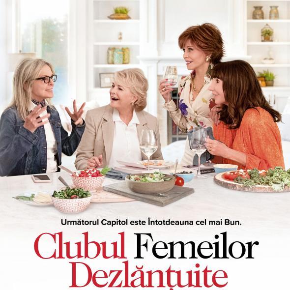 """Poftiți în """"Clubul Femeilor Dezlănțuite"""""""