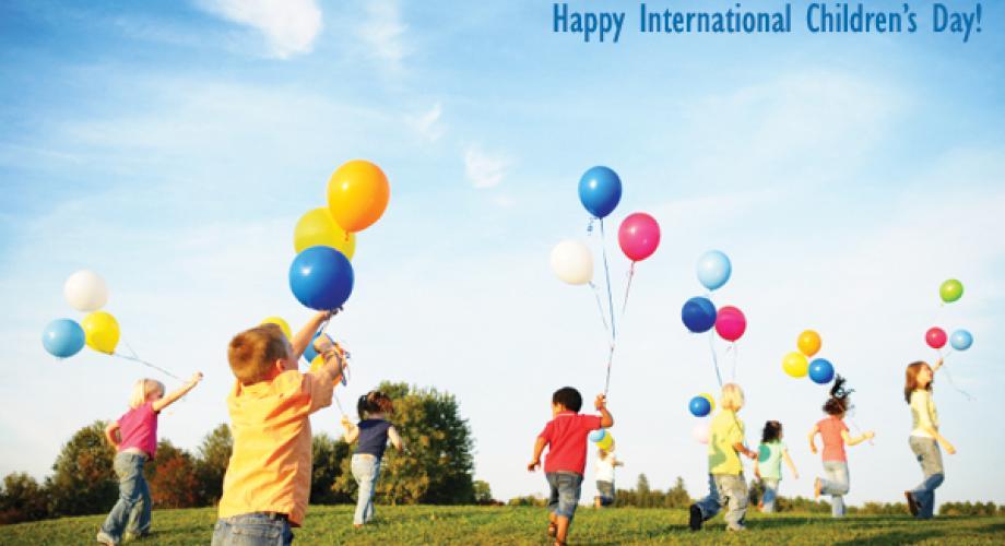 1 Iunie, ziua dedicată copiilor de pretutindeni