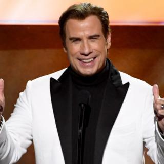 "John Travolta, omagiat la 40 de ani de la lansarea ""Saturday Night Fever"""