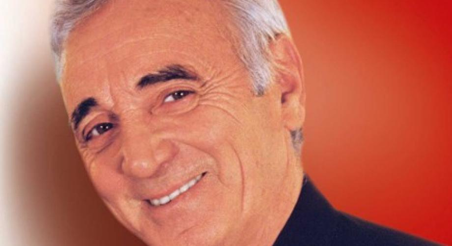 "Charles Aznavour - ""She"" (Video)"