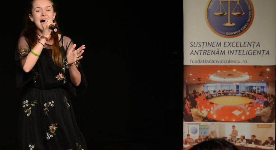 """""""ALLEGRIA"""", ediția a cincea a Concursului Național de Tinere Talente"""