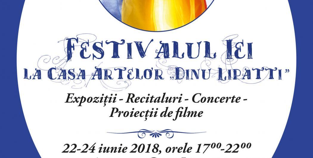 """Festivalul IEI, la Casa Artelor """"DINU LIPATTI"""""""