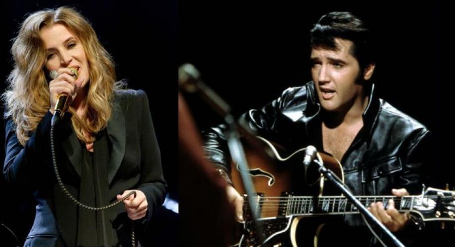 Elvis Presley & Lisa Marie, duetul secolului, pe un nou album postum