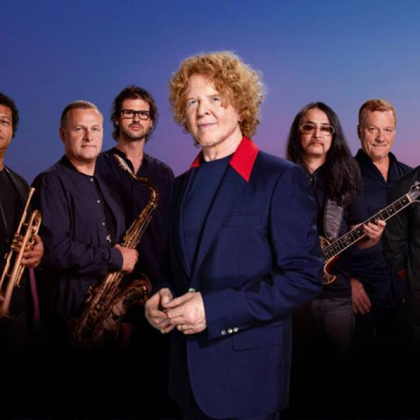 "Simply Red - ""Holding Back The Years"" (Video)"