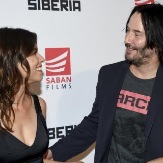 """Ana Ularu joacă alături de Keanu Reeves în """"Siberia"""""""