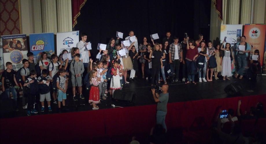 """Trofeul """"ALLEGRIA"""", câștigat de un copil de 11 ani din Ploiești"""