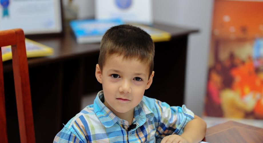 La doar 5 ani, Radu este membru al Clubului de Excelență