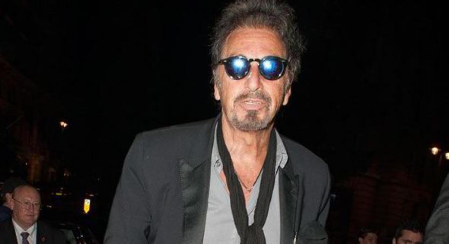 Al Pacino,  confident pe scena pariziană