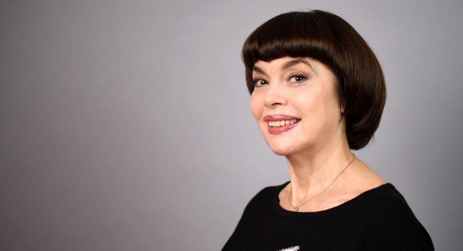Mireille Mathieu, Doctor Honoris Causa în Rusia