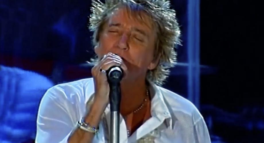 "Rod Stewart: ""Sailing"" (Video)"