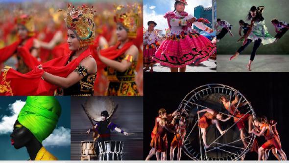 Festivalul Ambasadelor în sunetele lumii la București