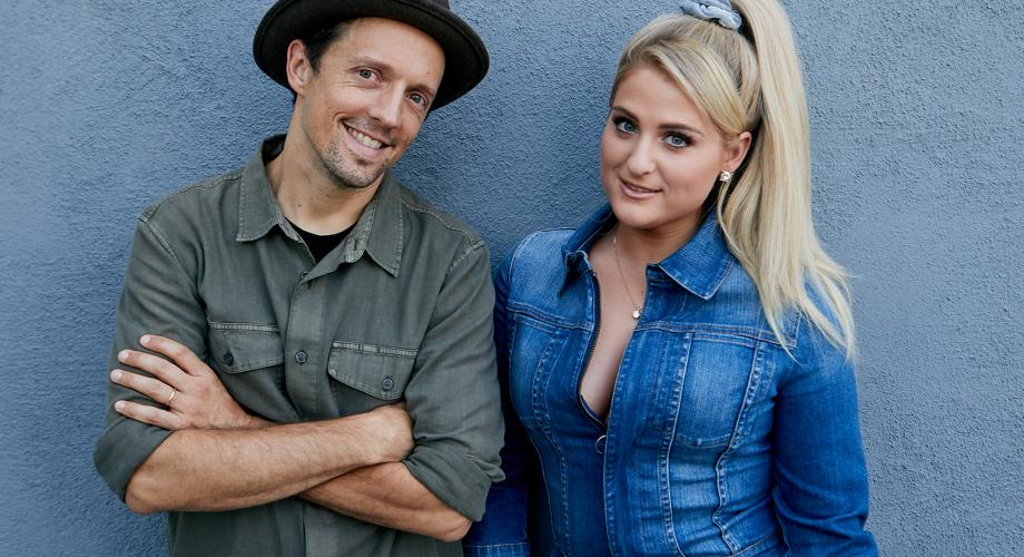 "Jason Mraz & Meghan Trainor: ""More Than Friends"" (Video)"