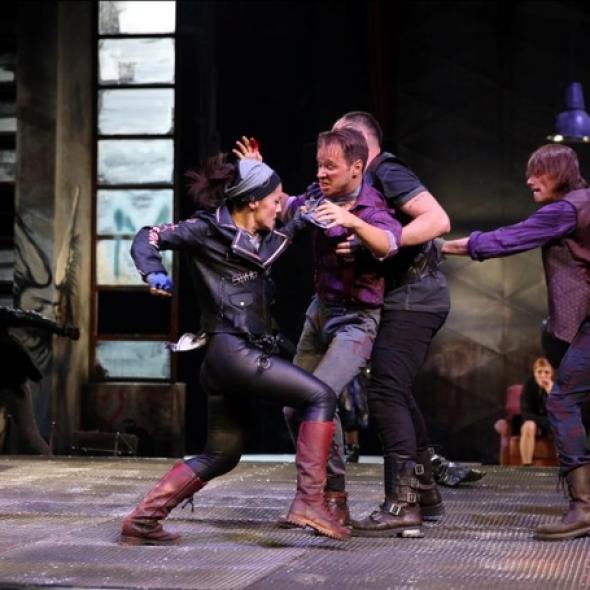 Romeo şi Julieta vin în premieră la TNB!