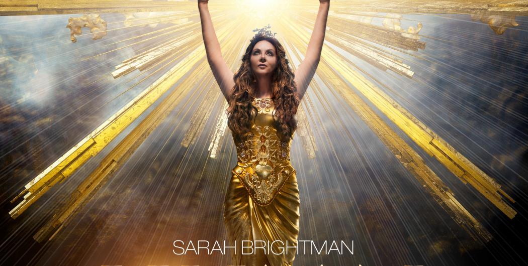 """Sarah Brightman anunță data lansării noului său album, """"HYMN"""""""