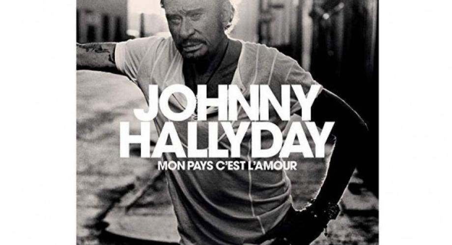 Un album postum al artistului Johnny Hallyday a devenit disc de platină