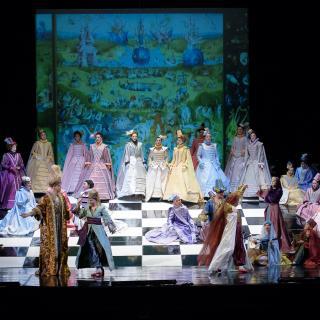 """""""Don Carlo"""", pe scena Operei Naționale București"""