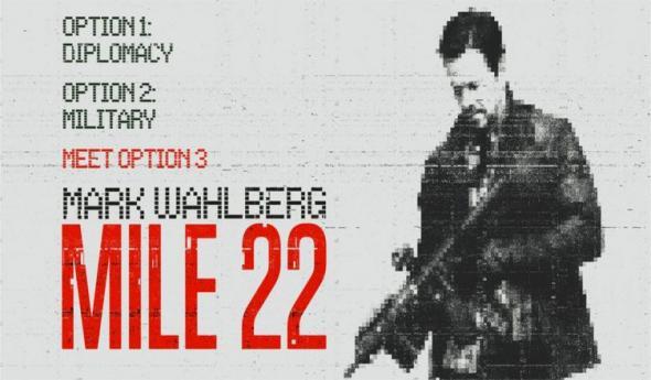 """""""Mile 22 Misiune Secretă"""""""