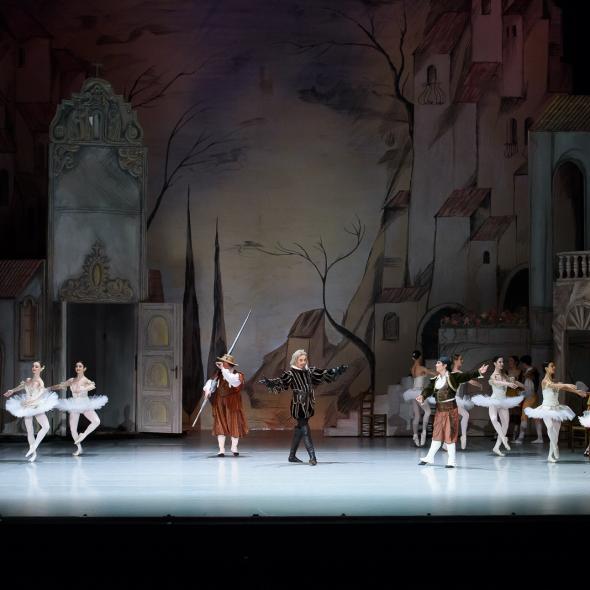 """Romantic FM recomandă: baletul """"Don Quijote"""", pe scena Operei Naționale București"""
