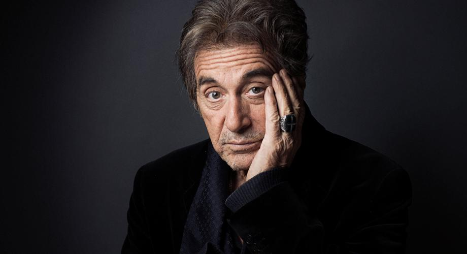 Al Pacino se pregăteşte să devină Regele Lear