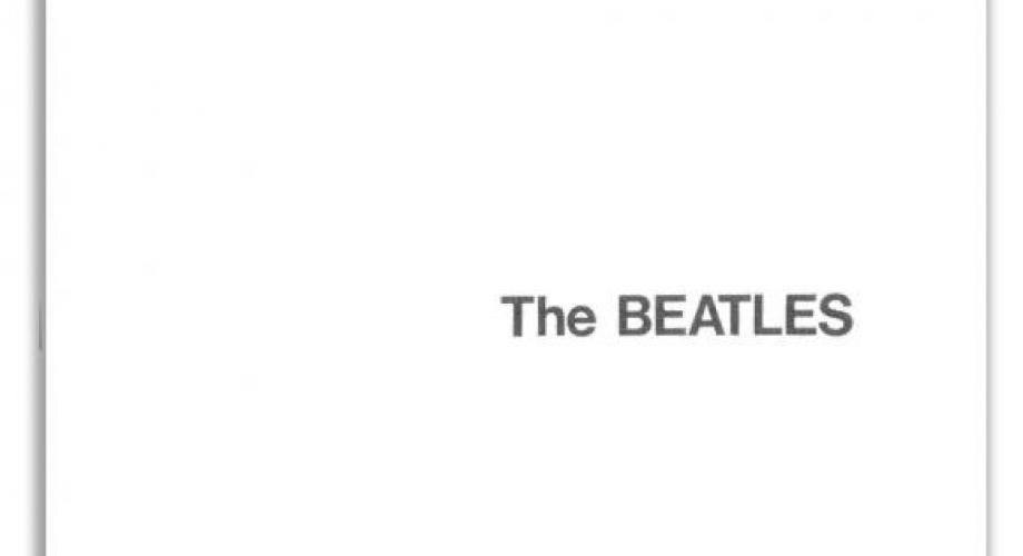 """The White Album"", al trupei The Beatles, a fost relansat după 50 de ani"