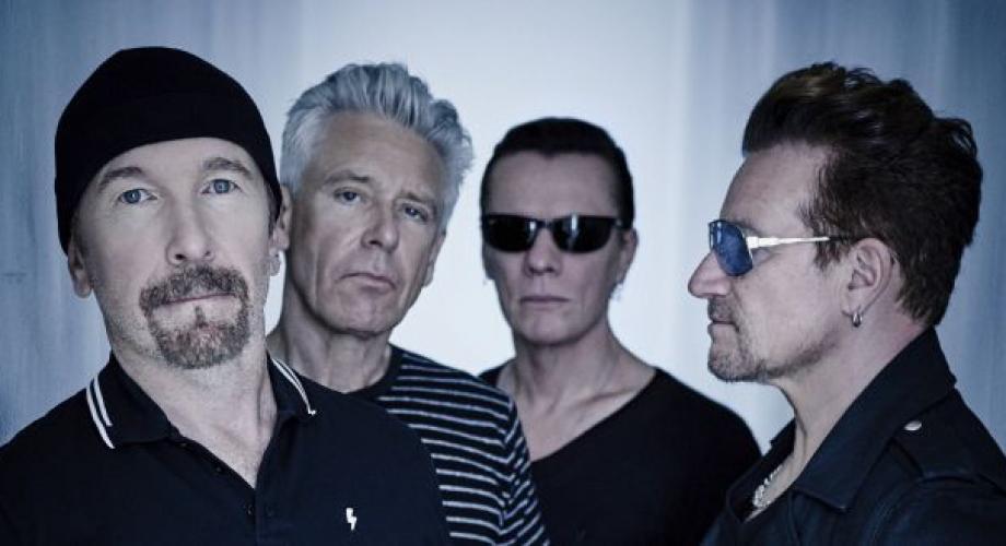 U2 este cel mai bine plătit grup muzical în 2018