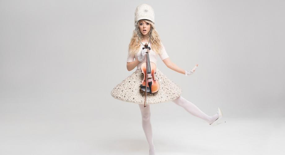 "Lindsey Stirling: ""Warmer in the Winter"" (Video)"