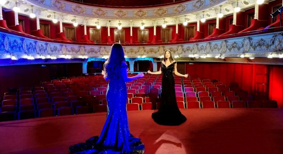 "Paula Seling: ""Steaua răsare"" (Video)"