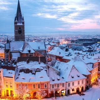 Sibiul se află printre cele mai cool destinații pentru 2019