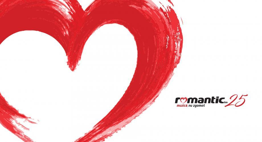 Romantic FM aniversează 25 de ani de emisie!
