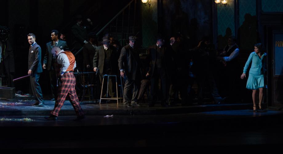"""Balla Sándor, invitat în """"Rigoletto"""" de pe scena Operei Naționale București"""