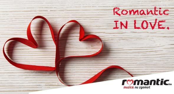 Sărbătorește dragostea în stil romantic!