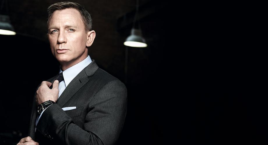Daniel Craig revine în pielea lui 007
