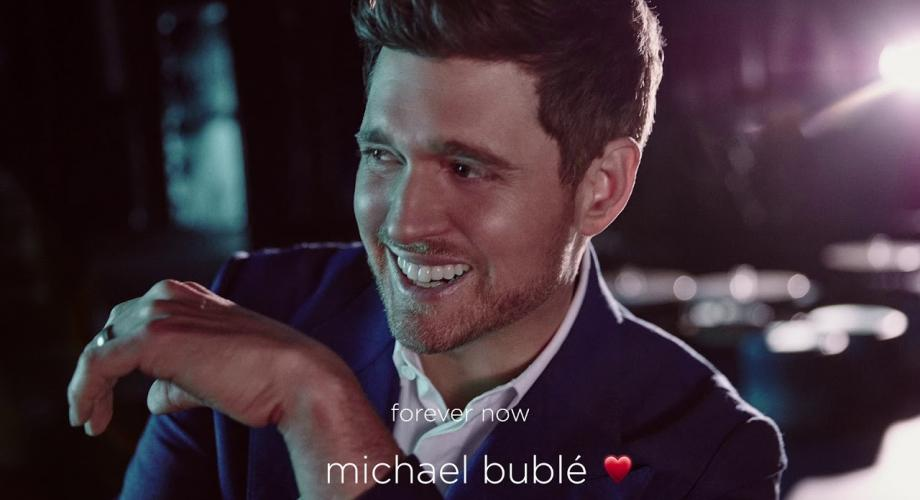 "Michael Bublé: ""Forever Now"" (Video)"