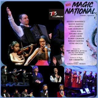 Pregătiți-vă de Sărbătoare cu Magic Național!