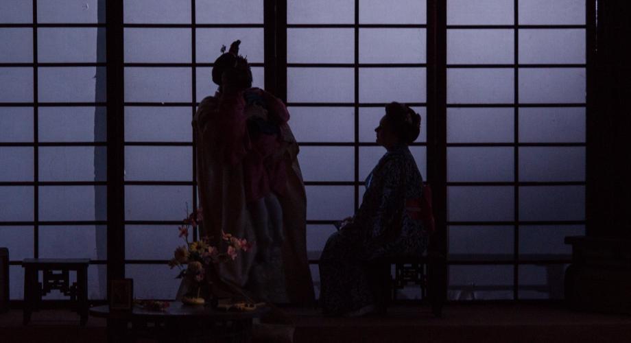 """Întâlnire cu """"Madama Butterfly"""""""
