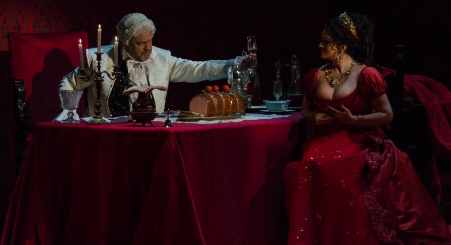 """Noua """"Tosca"""", pe scena Operei Naționale București"""