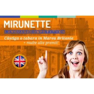 Concursul Mirunette Language Competition 2019 a ajuns la final – iată câştigătorii!