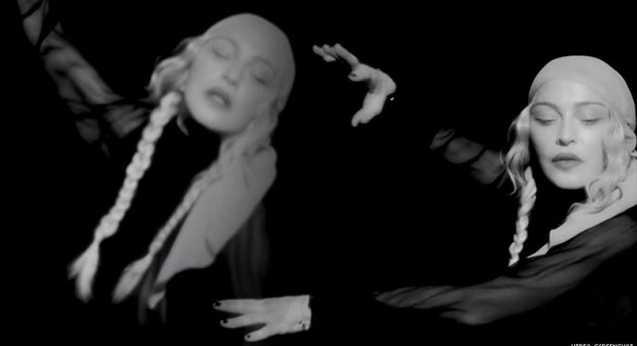 """Madonna a lansat un nou single: """"I Rise"""" (Audio)"""