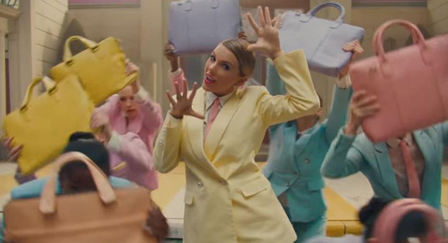 "Taylor Swift: ""ME!"" (Video)"