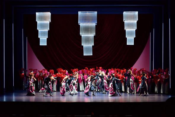"""""""Bal Mascat"""" la Opera Națională București"""