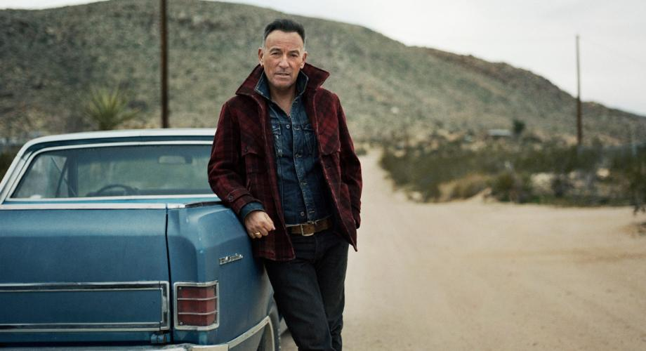 "Bruce Springsteen: ""Hello Sunshine"" (Video)"