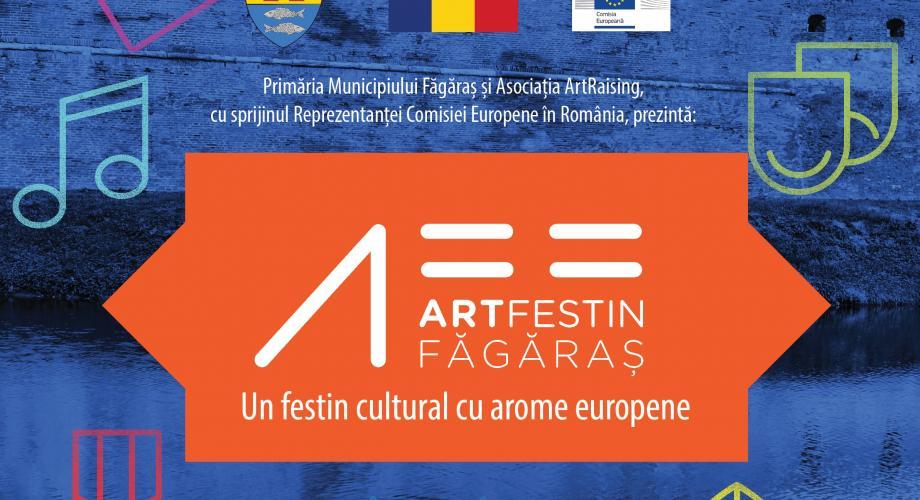 Artfestin european la Făgăraș!