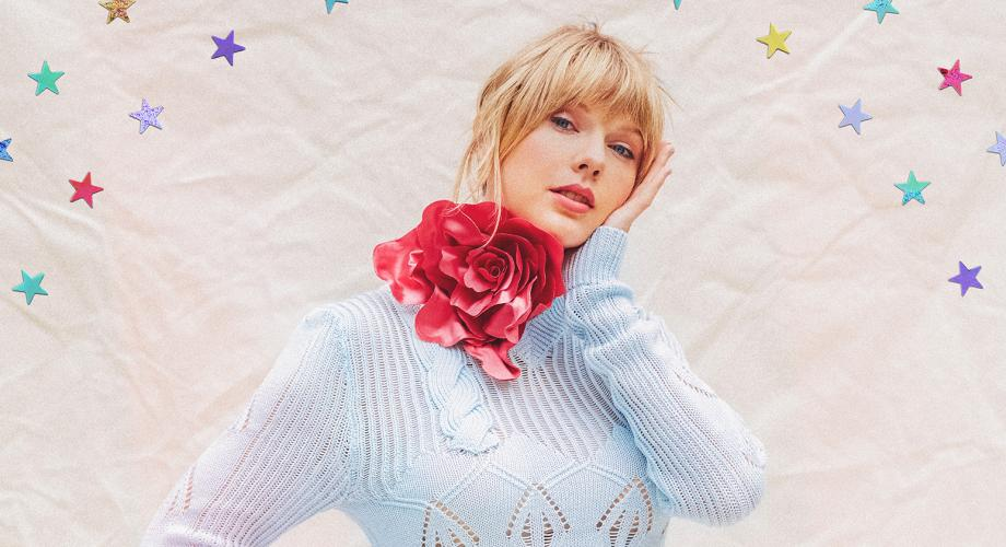 "Taylor Swift: ""Lover"" (Lyiric Video)"