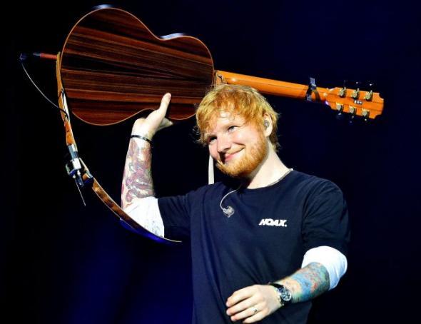 Ed Sheeran se retrage temporar de pe scena muzicală