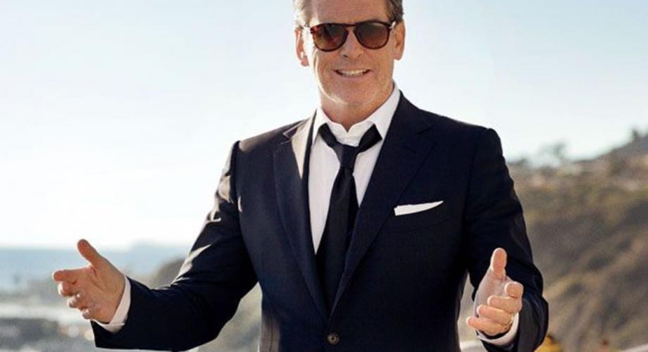 "Pierce Brosnan ajunge la ""Eurovision"""