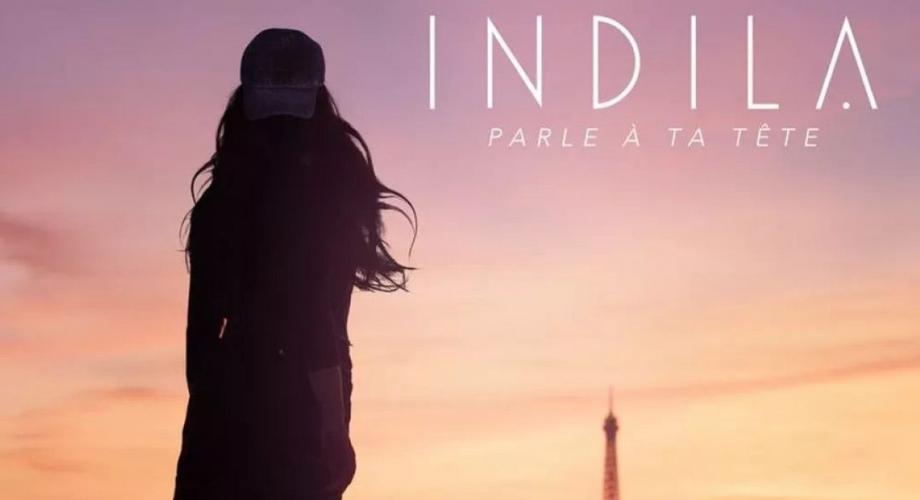 """La final de vară, Indila ne propune: """"Parle à ta tête"""""""