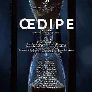 """""""Oedipe"""", pe scena Operei Naționale București în cadrul Festivalului George Enescu"""