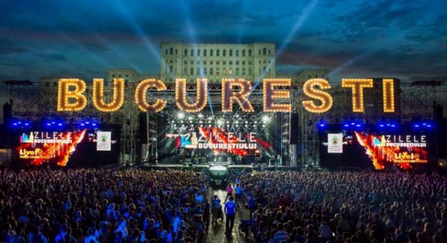 Zilele Bucureștiului 2019